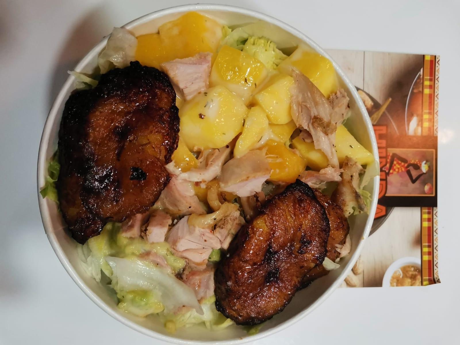 Salades Caribéenne