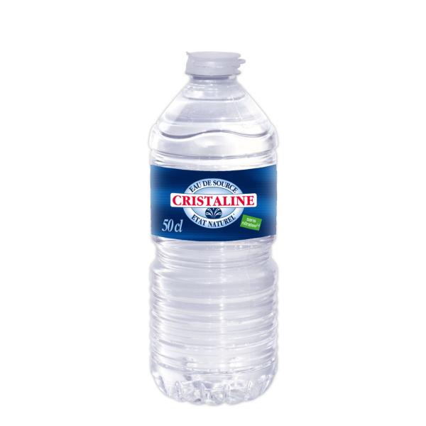 Eau Cristaline 50 cl